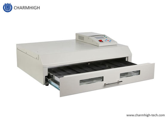 2500w SMT Reflow Oven T962C Infrared IC Heater , LED Wave Soldering Machine